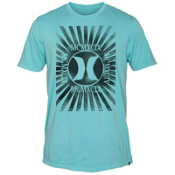 Hurley Trust T-Shirt, Bright Aqua, medium
