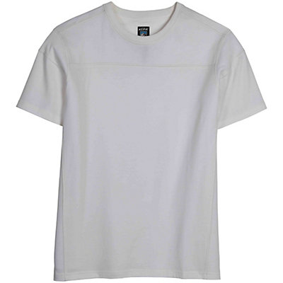 KUHL Blast Short Sleeve Mens T-Shirt, White, viewer