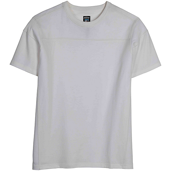 KUHL Blast Short Sleeve Mens T-Shirt, White, 600