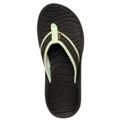 Reef Swellular Cushion Lux Mens Flip Flops, Brown, medium