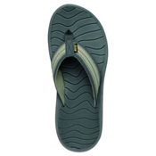 Reef Swellular Cushion Lux Mens Flip Flops, Grey, medium