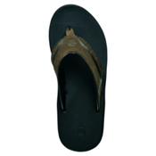 Reef Leather Slap II Mens Flip Flops, , medium