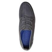 Reef Deck Hand 2 Premium Mens Shoes, Grey-Grey, medium