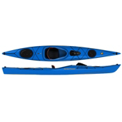 Venture Kayaks Islay 14 LV Light Touring Kayak 2014, Eco Blue, medium