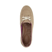 Reef Deckhand Womens Shoes, Burlap, medium