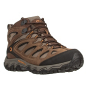 Merrell Pulsate Mid Waterproof Mens Hiking Boots, , medium