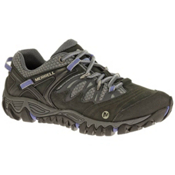 Merrell All Out Blaze Womens Shoes, Black-Silver, medium