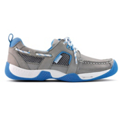 Sperry Sea Kite Womens Watershoes, Grey, medium