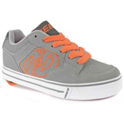 Heelys Motion, Gray-Orange Synthetic Nl, medium