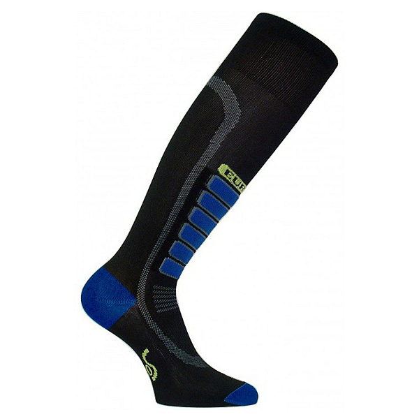 Euro Sock Silver Ultra-Light Ski Socks, , 600