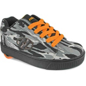 Heelys Straight Up Holiday, Gray-Camo Smooth, medium