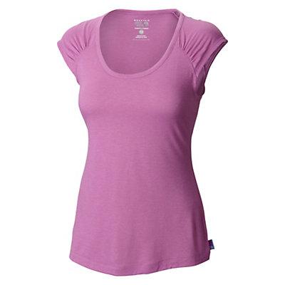 Mountain Hardwear Pandra Cap Sleeve Womens T-Shirt, , large