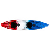 Feel Free Gemini Tandem Kayak 2014, Red-White-Blue, medium