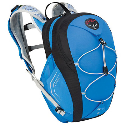 Osprey Rev 6 Hydration Pack, Bolt Blue, viewer