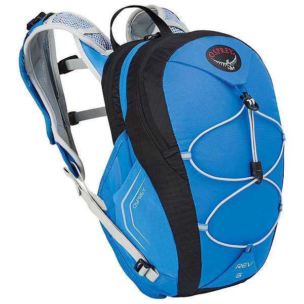 Osprey Rev 6 Hydration Pack, Bolt Blue, 600
