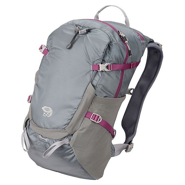 Mountain Hardwear Fluid 18 Daypack, Tradewinds Grey, 600