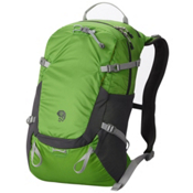 Mountain Hardwear Fluid 18 Daypack, Cyber Green, medium
