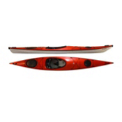 Hurricane Tampico 140 S Light Touring Kayak 2014, Red, medium