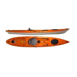 Hurricane Skimmer 140 Kayak 2017, Mango, 256