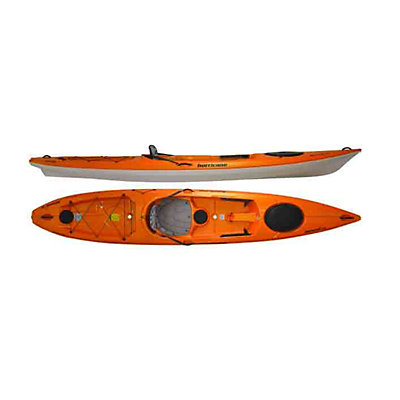 Hurricane Skimmer 140 Kayak 2017, Green, viewer