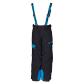 Marker Headwall Kids Ski Pants, Black, medium