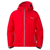 Marker Cosmic Mens Insulated Ski Jacket, Red, medium
