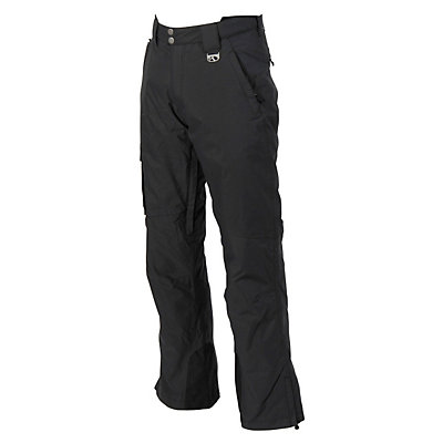 Marker Pop Cargo Shell Short Mens Ski Pants, , viewer