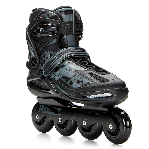 Roces Dodge Inline Skates, Black-Camo, 600