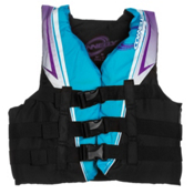 Connelly 3 Buckle Nylon PFD Womens Life Vest, , medium