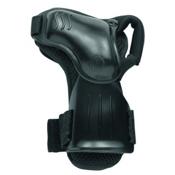 Roces W Safe Pivoting Wrist Guards, Black, medium