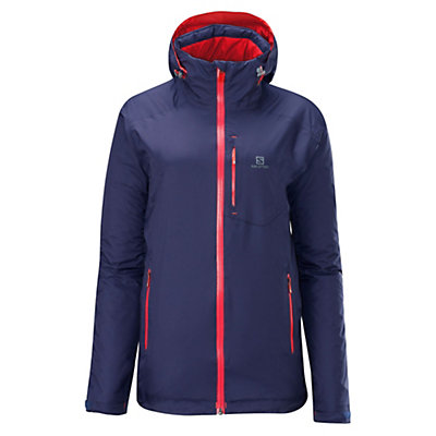 Salomon Isotherm Womens Jacket, , viewer