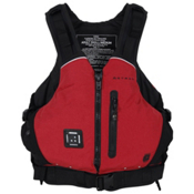Astral Norge Adult Kayak Life Jacket, Red, medium