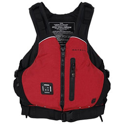 Astral Norge Adult Kayak Life Jacket, Red, 256