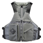 Astral Ronny Fisher Fishing Kayak Life Jacket 2014, Charcoal, medium
