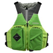 Astral Ronny Fisher Fishing Kayak Life Jacket 2015, Green, medium
