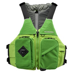 Astral Ronny Fisher Fishing Kayak Life Jacket, Green, 256
