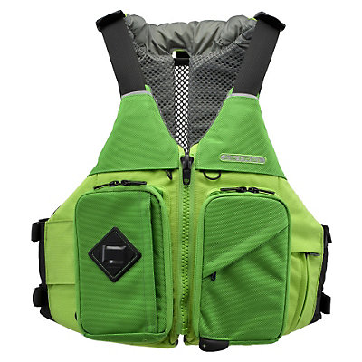 Astral Ronny Fisher Fishing Kayak Life Jacket, Charcoal, viewer