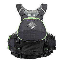 Astral Sea Wolf Adult Kayak Life Jacket, Black, 256
