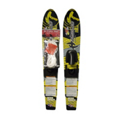 Hydroslide Wide Track Trainers Junior Combo Water Skis With Universal Bindings 2014, , medium