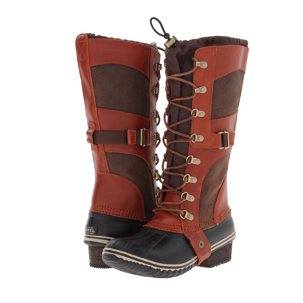 Sorel Conquest Carly Womens Boots