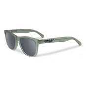 Oakley Frogskins LX Sunglasses, Satin Olive-Grey, medium
