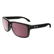 Oakley Holbrook Sunglasses, Polished Black-G30 Black Iridium, medium