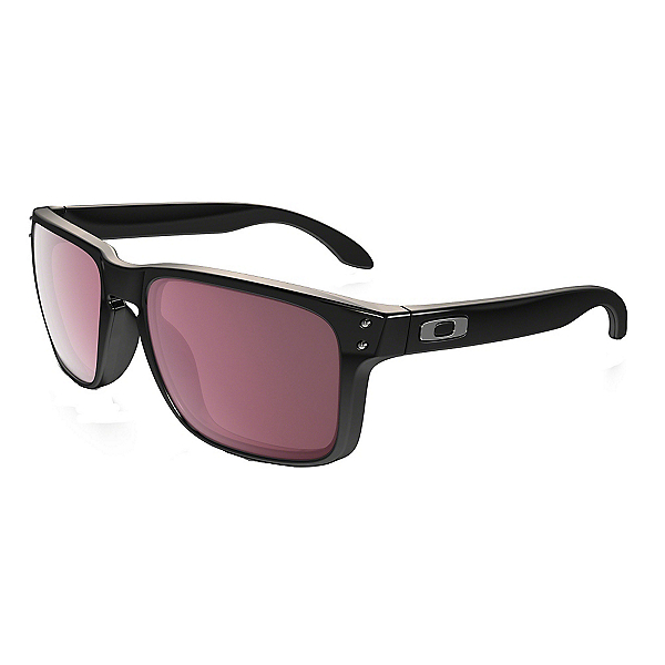 Oakley Holbrook Sunglasses, Polished Black-G30 Black Iridium, 600