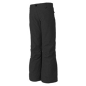 Obermeyer Sundance Short Shell Mens Ski Pants, Black, medium