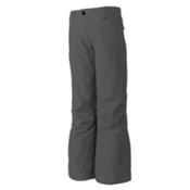 Obermeyer Sundance Short Shell Mens Ski Pants, Granite, medium