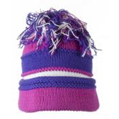 Obermeyer Class Knit Toddlers Hat, Hot Pink, medium