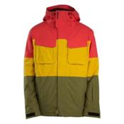 Armada Camp Mens Insulated Ski Jacket, Cedar, medium