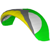 HQ Kites Apex IV Kiteboarding Kite, 8m, medium