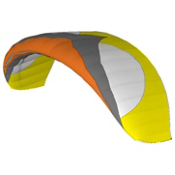 HQ Kites Apex IV Kiteboarding Kite, 3.5m, medium