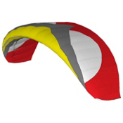 HQ Kites Apex IV Kiteboarding Kite, 5.5m, medium